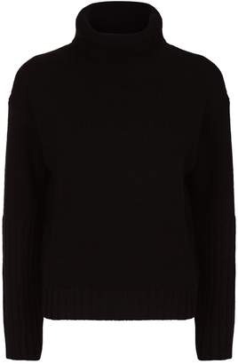 AllSaints Hanbury Funnel Neck Sweater
