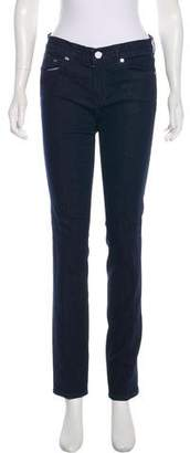 Tory Burch Skinny Mid-Rise Jeans w/ Tags
