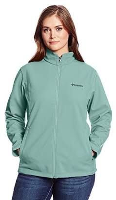 Columbia Women's plus-size Kruser Ridge Softshell Plus