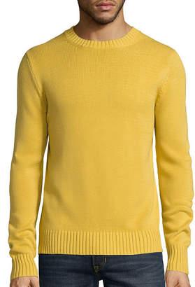 ST. JOHN'S BAY Long-Sleeve Classic-Fit Crewneck Sweater