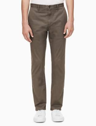 Calvin Klein slim fit classic chino pants