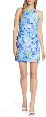 Lilly Pulitzer Floral Print Romper