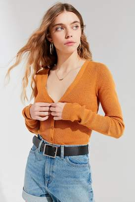 Urban Outfitters Lolita Button-Down Cardigan