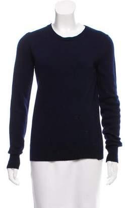 Celine Cashmere Crew Neck Sweater