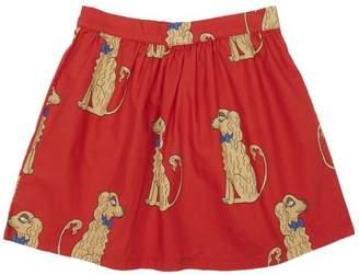 Mini Rodini Spaniel Woven Skirt