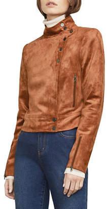 BCBGMAXAZRIA Hansen Cropped Jacket