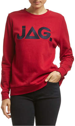 Jag Embossed Sweat