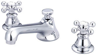 dCOR design Carlson Lavatory Widespread Faucet With Drain Assembly