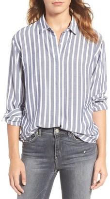 Women's Rails Avery Button Back Shirt $148 thestylecure.com