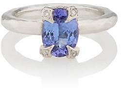 Cathy Waterman Women's Tanzanite Ring - Blue