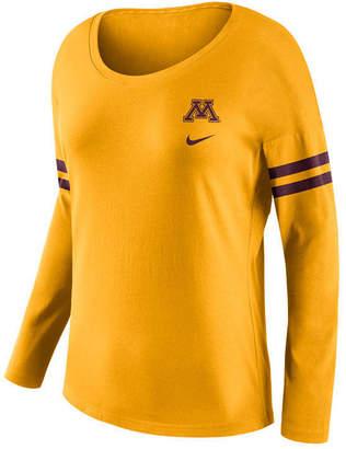 Nike Women's Minnesota Golden Gophers Tailgate T-Shirt