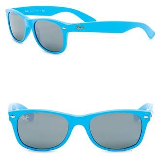 Ray-Ban Icons 52mm New Wayfarer Sunglasses