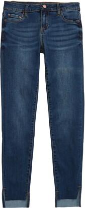 Tractr Step Hem Ankle Skinny Jeans