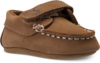 Polo Ralph Lauren (ポロ ラルフ ローレン) - Polo Ralph Lauren Baby Boys' Captain Ez Layette Crib Deck Shoes from Finish Line