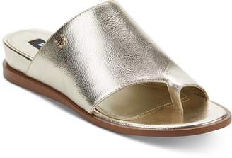 DKNY Daz Flat Sandals
