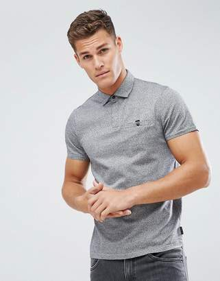 Ted Baker Polo in Texture