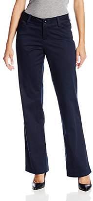 Lee Women's Petite Modern Series Curvy Fit Maxwell Trouser