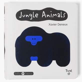 BabyBasics Book: Jungle Animals