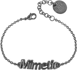 Patrizia Pepe Black 'Mimetic' Bracelet