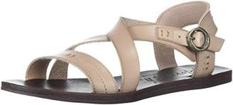 Blowfish Women's Drum Flat Sandal