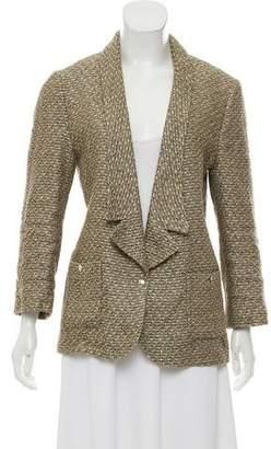 Roseanna Textured Linen Blazer