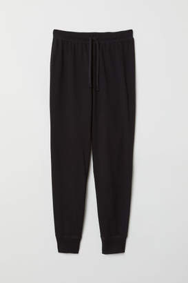 H&M Pajama Pants - Black