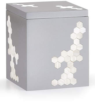 Labrazel Hex Canister, Silver