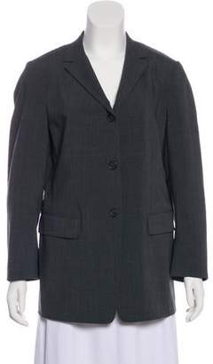 Burberry Casual Wool Blazer