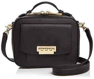 Zac Posen Earthette Small Leather Box Bag