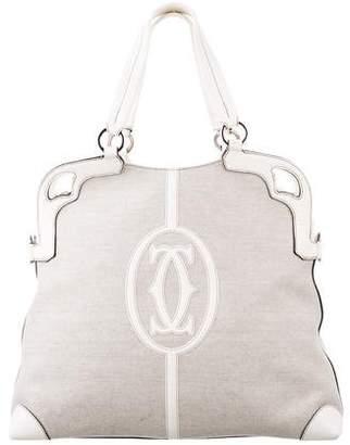 Cartier Cartera Dual de Dama Bag
