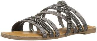 Not Rated Women's Caviar Slide Sandal