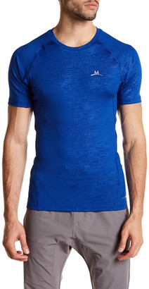 Mission VaporActive Performance Compression Shirt - Size M $39.99 thestylecure.com