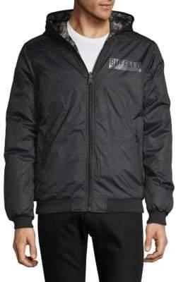 Buffalo David Bitton Jacov Reversible Jacket