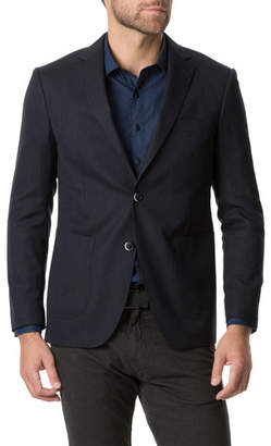 Rodd & Gunn Men's Doyle Solid Wool Sport Jacket