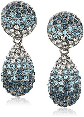 """Nina Pave"""" E-Adina Drop Earrings"""