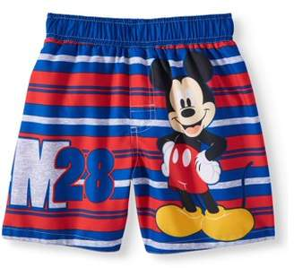 9a9312515b75b Trunks Mickey Mouse Swim Toddler Boys)