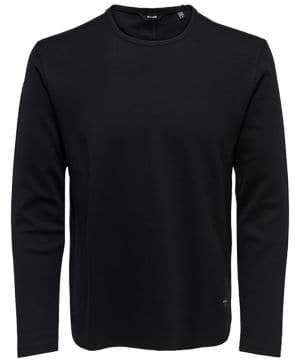 ONLY & SONS Textured Heavy Cotton Tee