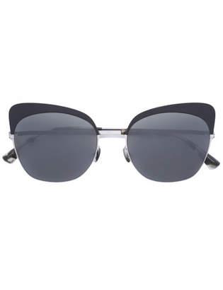 Mykita Cat-eye Sunglasses - Black