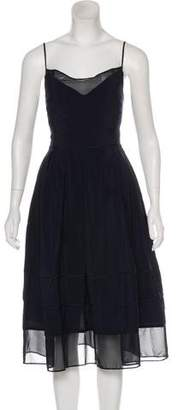Timo Weiland Sleeveless Midi Dress