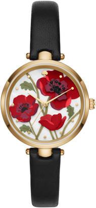 Kate Spade poppy holland strap watch