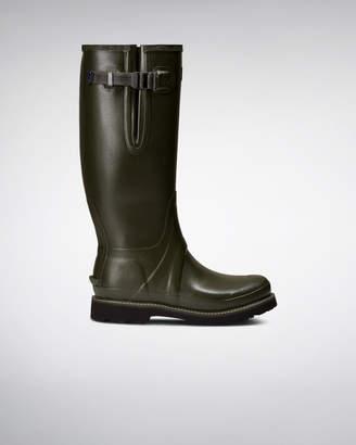 Hunter Men's Balmoral 3mm Neoprene Side Adjustable Commando Boots
