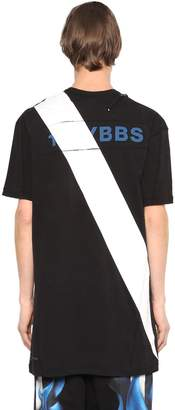 11 By Boris Bidjan Saberi Printed Cotton Jersey T-Shirt