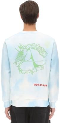 032c Cosmic Workshop Cotton Sweater