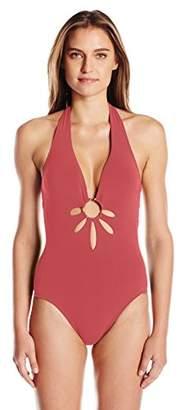 Robin Piccone Women's One-Piece Swimsuit