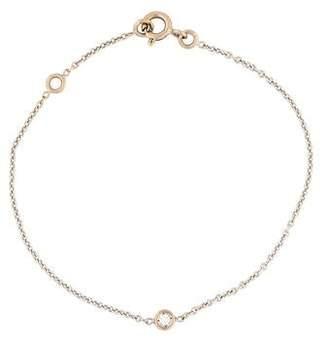 Christian Dior 18K Diamond Mimioui Bracelet