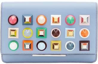 Fendi geometric stud mini bag