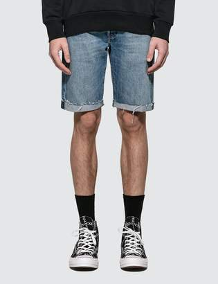 f6f0f0e0ceb3 Levi s Levis 501 Original Cutoff Denim Shorts