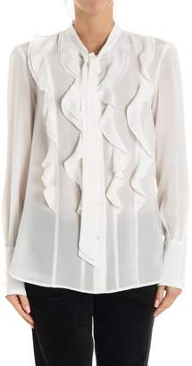 True Royal Silk Shirt