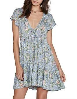 Ophelia Auguste Matilda Babydoll Mini Dress