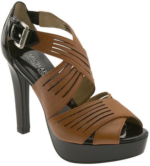 MICHAEL Michael Kors 'Bergen' Platform Sandal